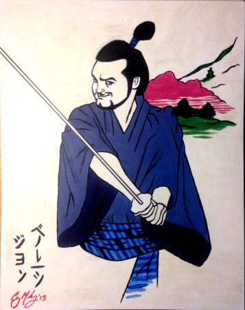 Samurai-belushi